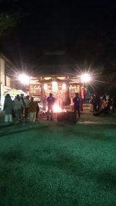 武庫山 平林寺 修正会