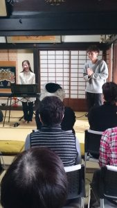 彼岸会コンサート2